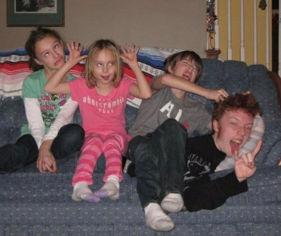 Being the youngest of four amazing siblings
