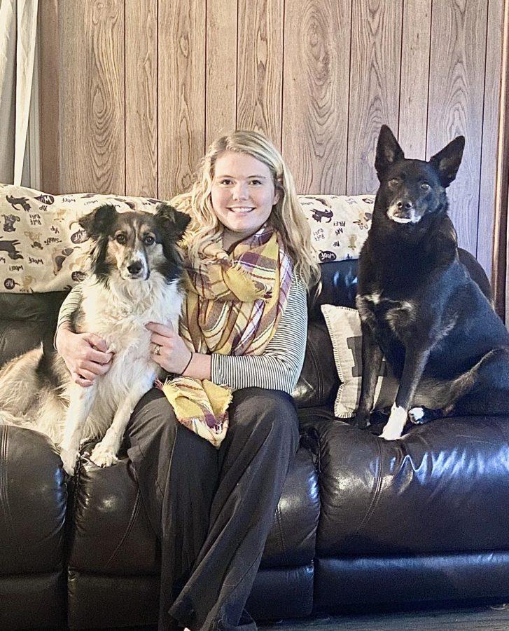 Mrs. Rutkowski, Chloe, and Mable