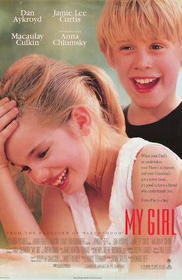My Girl is one of my favorite movies