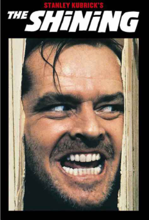The Shining is both a great book and movie