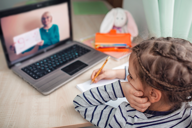 Strategies for students to make remote learning more effective
