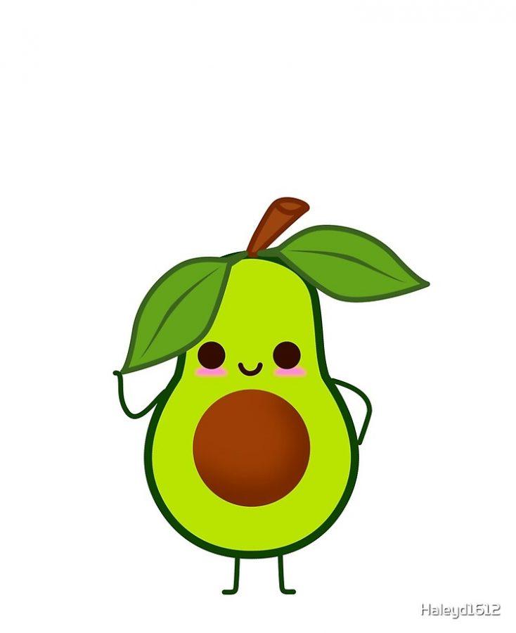 Avocado on a journey