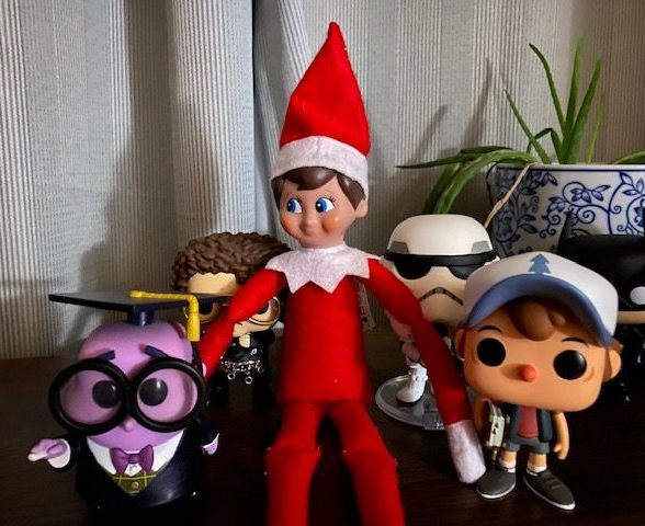 Elf on the Shelf: friend or menace?