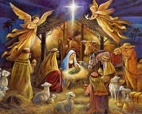 Top ten Christmas decorations