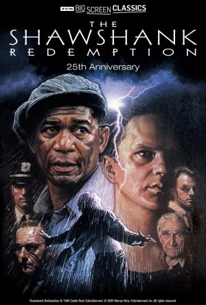 The Shawshank Redemption: One of the most iconic movies of all time