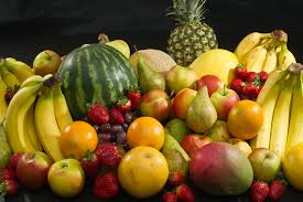 Top ten fruits