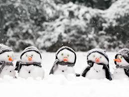 Top ten winter activities