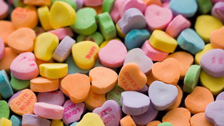 Top ten favorite Valentine's Day treats