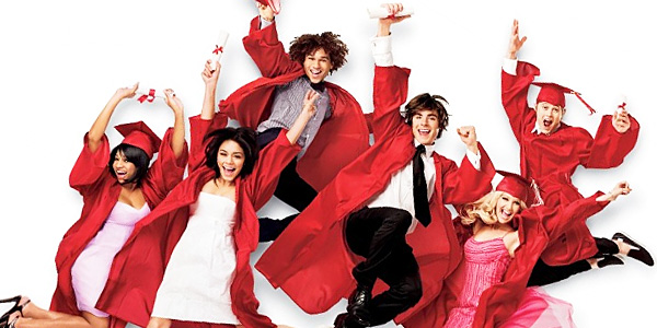 High School Musical 3 ends the series on a high note