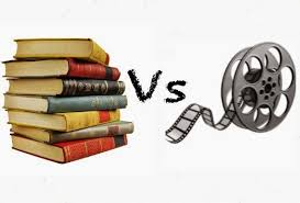 Books vs movies: Which is greater?