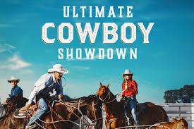 Ultimate Cowboy Showdown shows the true grit of a cowboy