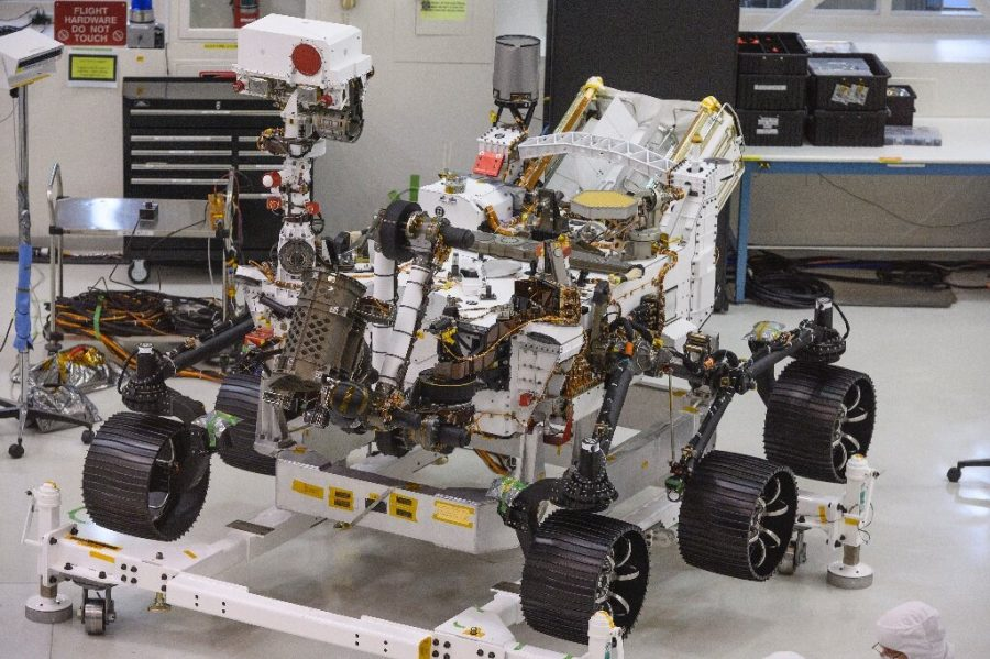 NASA launches fifth rover-- Perseverance-- to Mars