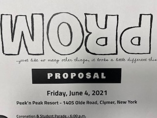 What should the Prom theme be?