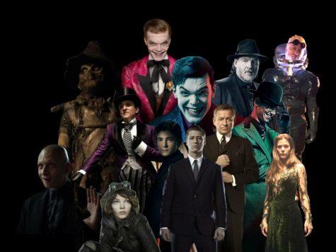 """Top ten """"Gotham"""" characters"""