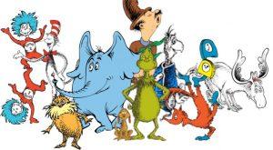 Top ten Dr. Seuss characters