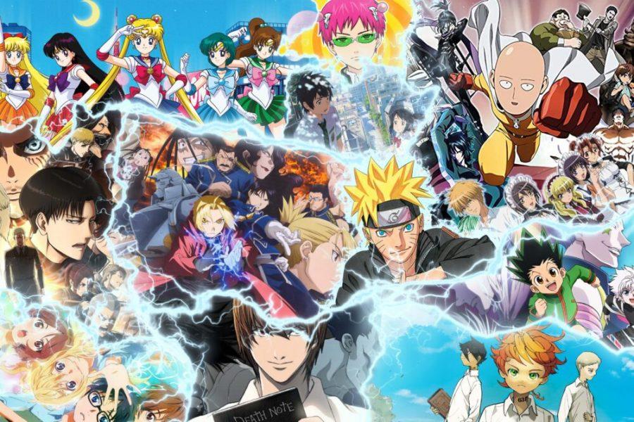 Top+ten+anime