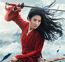 """My reflection on the new live-action """"Mulan"""""""